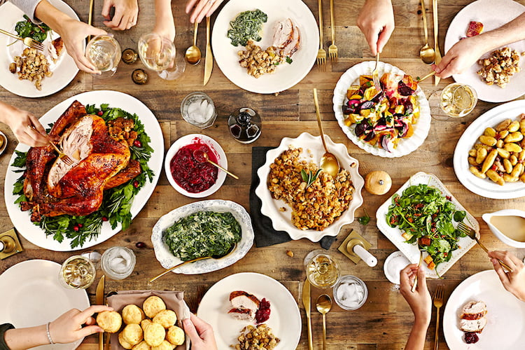 THANKSGIVING 2018: WHY YOU SHOULD THINK ABOUT CATERING FOR THE HOLIDAYS