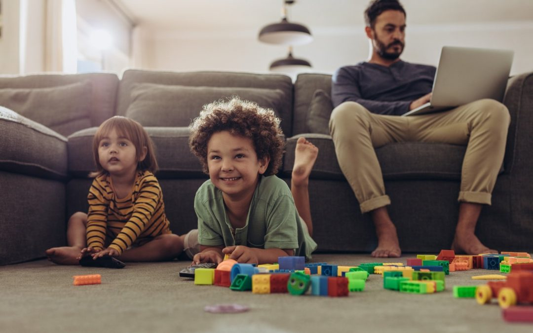 How to Keep Your Kids Entertained, While Self-Isolating at Home