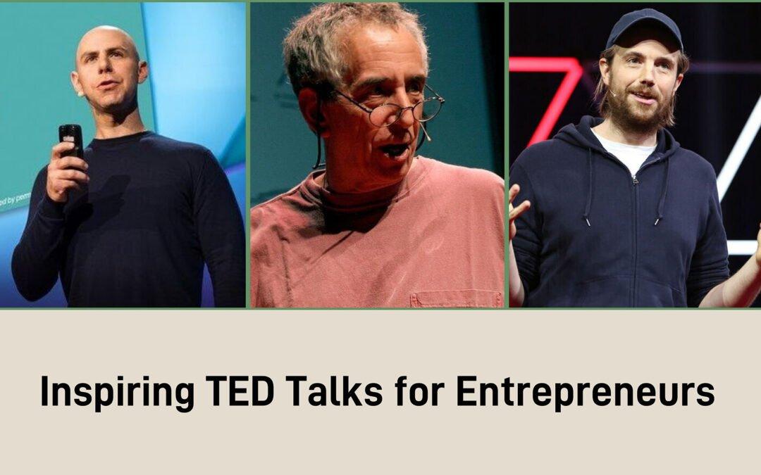 Inspiring TED Talks for Entrepreneurs