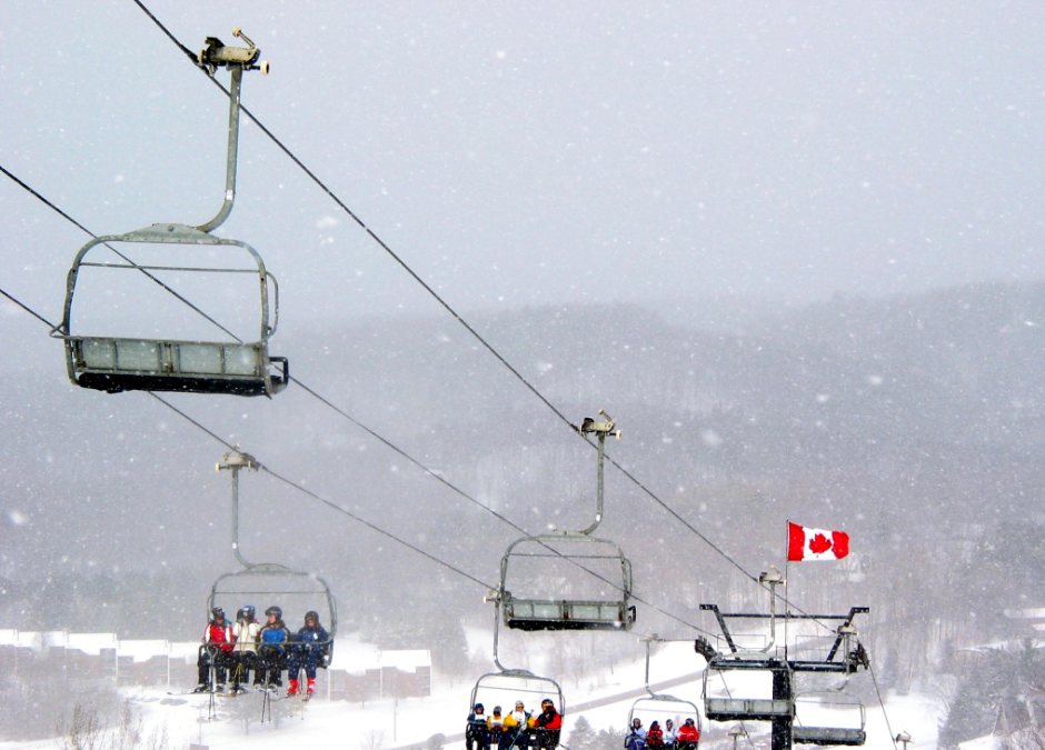 5 Places to Visit in Ontario this Winter