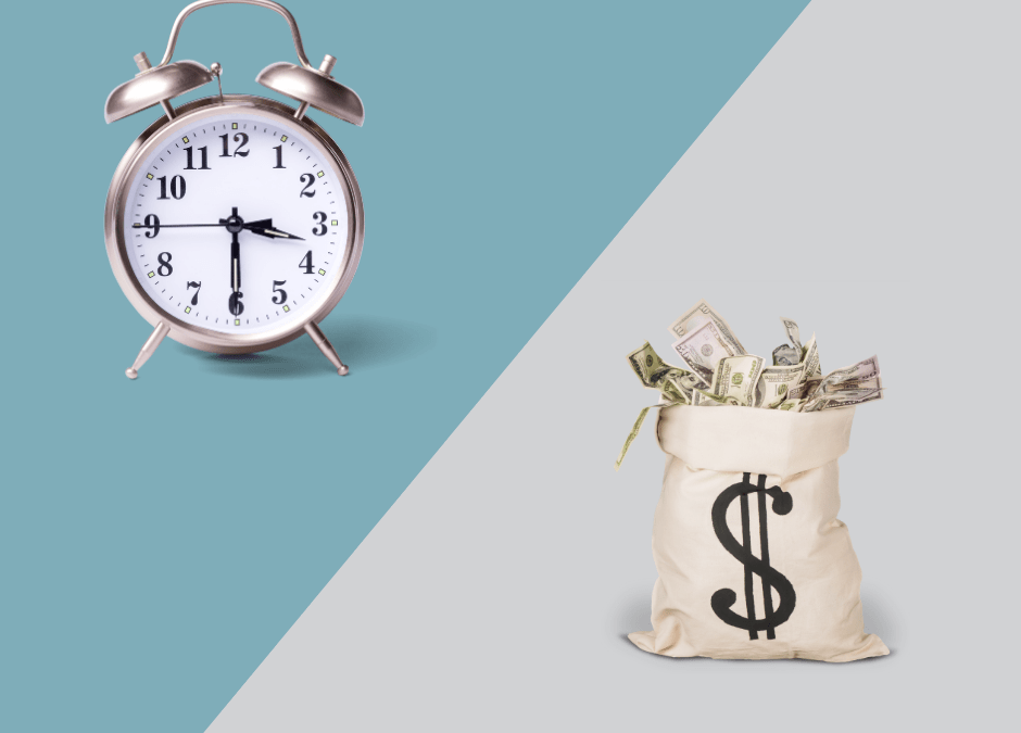What's More Important to You — Time or Money?