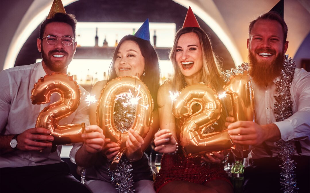 New Year's Eve Ideas for a Pandemic-Safe Celebration